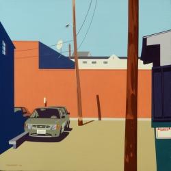 Brackett Block Alley 2003