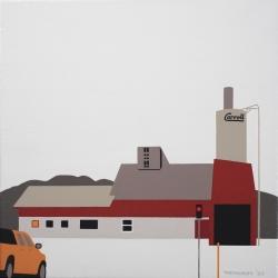 Carroll Concrete, Johnson, VT 2007